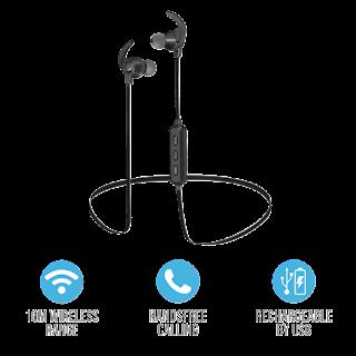 auricolare bluetooth wireless trust 22866