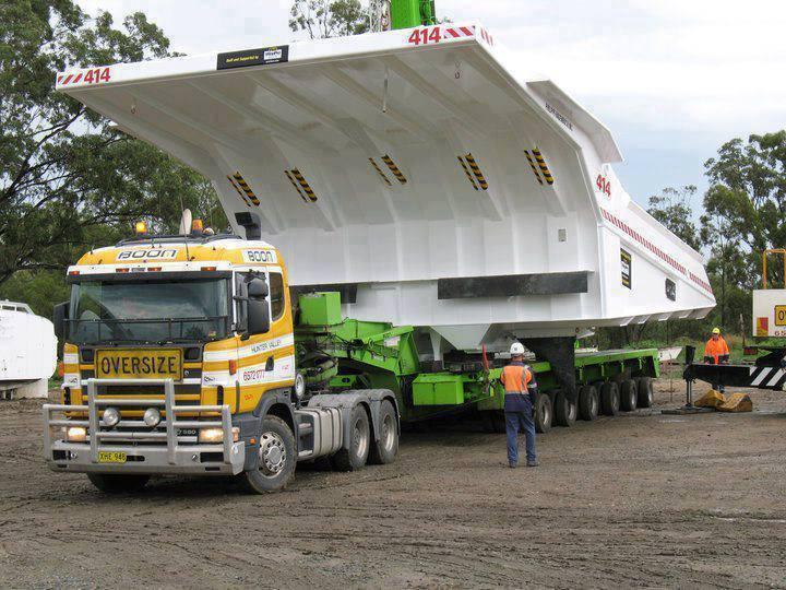 Transportando coisas enormes 3