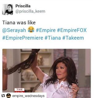 Empire Memes Tiana Nessa Fight