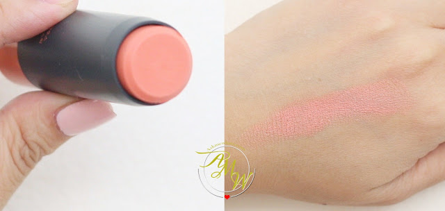 a swatch photo of Etude House Play 101 Stick 12