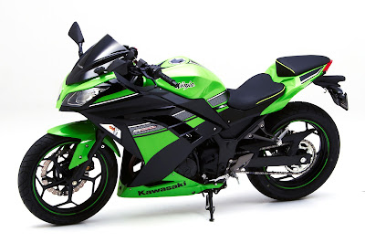 Ninja 400R Ninja supers port