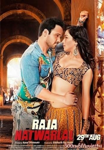 Raja Natwarlal (2014) Hindi DVDRip 720p x265 500MB
