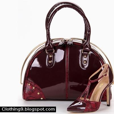 Casual And Formal Matching Shoes Handbags Fashion