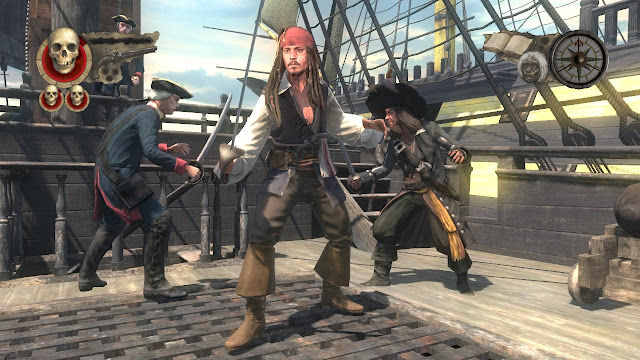 Pirates of the Caribbean: At World's End Screenshot-3