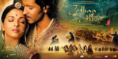 Jodhaa Akbar, Aishwarya Rai, Hrithik Roshan