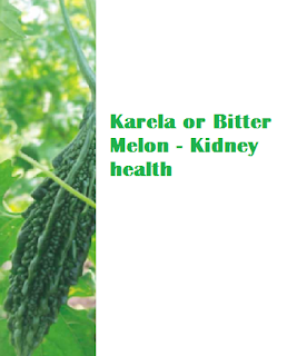 Health Benefits Of Karela or Bitter Melon - Kidney health