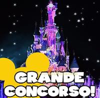 Logo Vola a Disneyland con Topolino e vinci 55 fantasitici premi