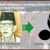 Ki Hajar Dewantara Sumbang Sistem Among ke Gerakan Pramuka
