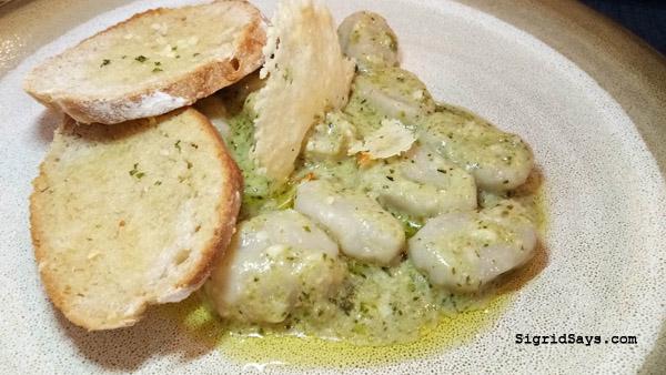 Anne Bistro - Bacolod restaurant - pasta