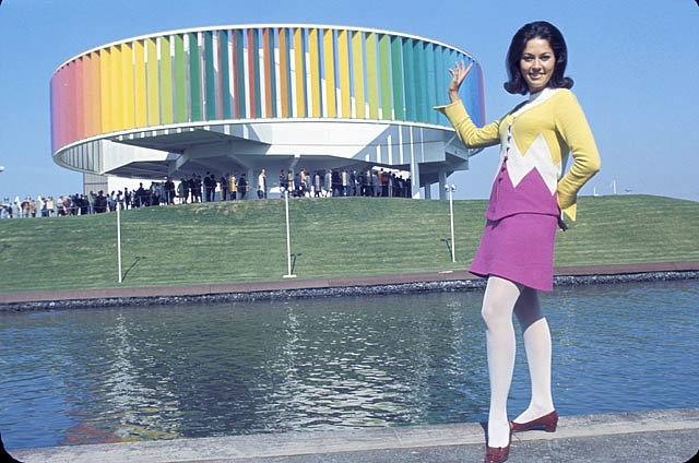 Man and Color at Expo 67