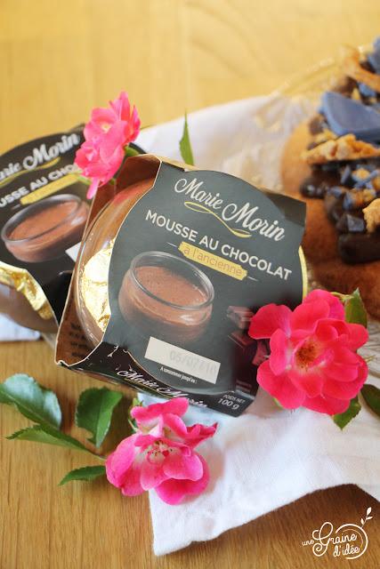 Broyé du Poitou Mousse au Chocolat Marie Morin Quernon d'Ardoise recette originale Dessert