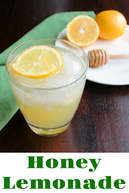 Refreshing and naturally sweetened lemonade is just a few minutes away. This simple drink recipe is a perfect summertime cooler.