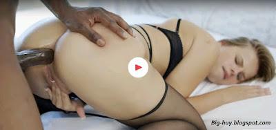 Анальный секс с молодой красивой блондинкой