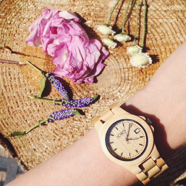 JORD wood watches, fashion bloggers