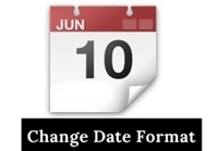 Change Date Format Of Blogger Blog Posts