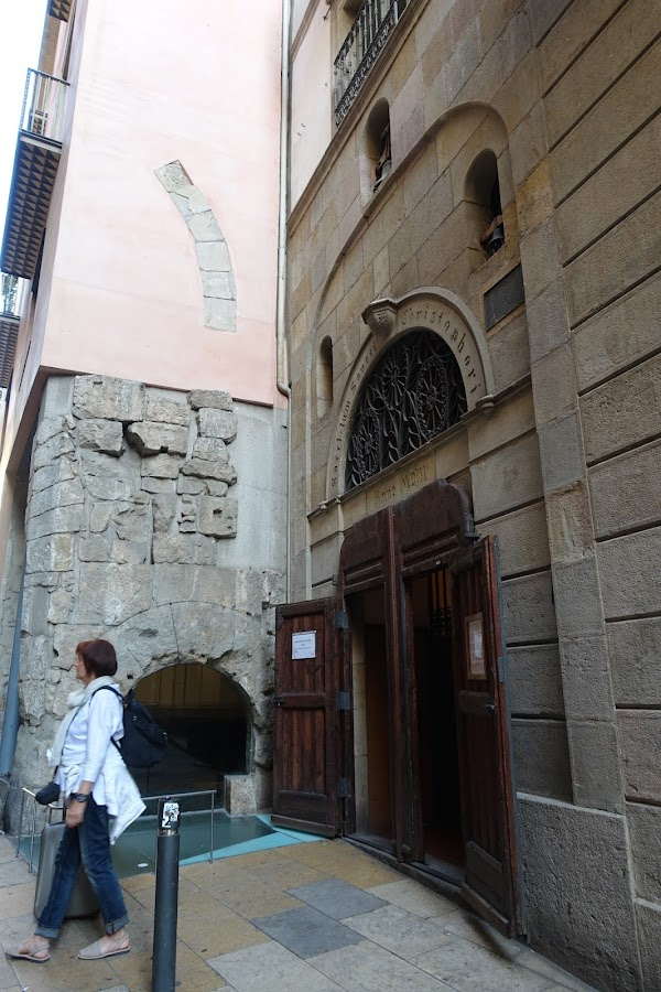 レグミ門(Portal del Regomir)