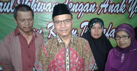Khairul Ikhwan, Sosok Sederhana dan Cerdas, Cocok Dampingi Mahyeldi Ansharullah
