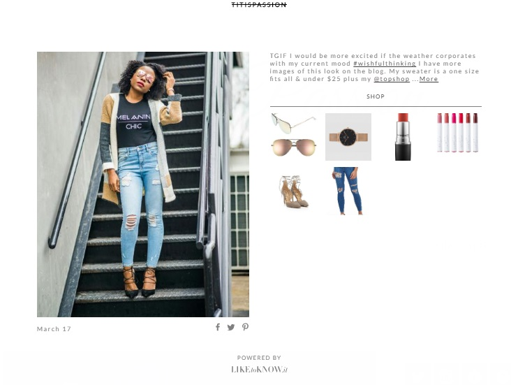 All You Need To Know About Liketoknow.It