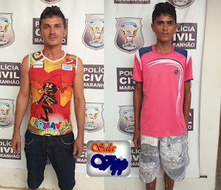 Na cadeia: Dupla responsável por assalto no Bar das Inocentes em Anapurus é presa