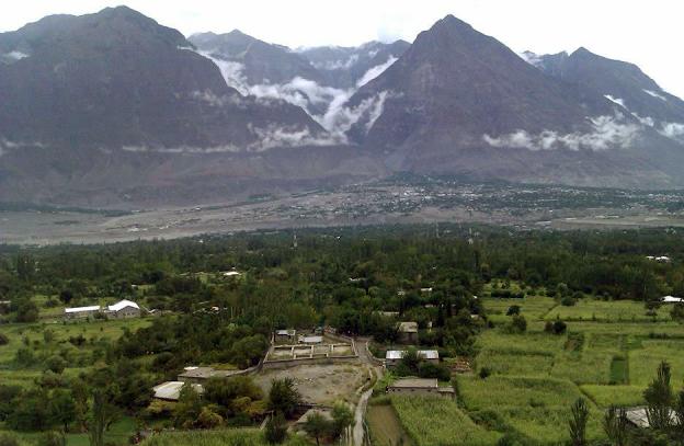 Danyore Village