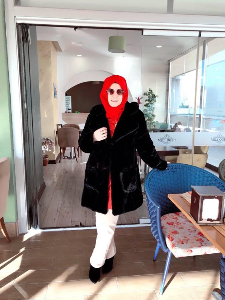 Peluş Kaban Modası Fashionmia.com