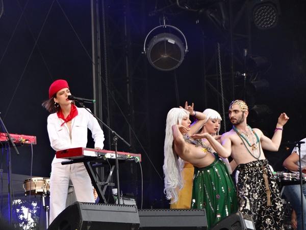{Festival} Vieilles Charrues 2017 - La Femme