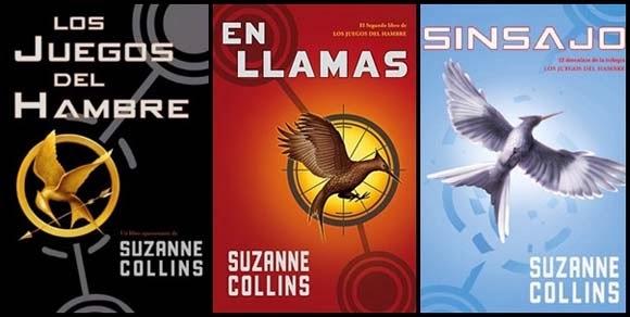Resena Trilogia Los Juegos Del Hambre De Suzanne Collins Completa