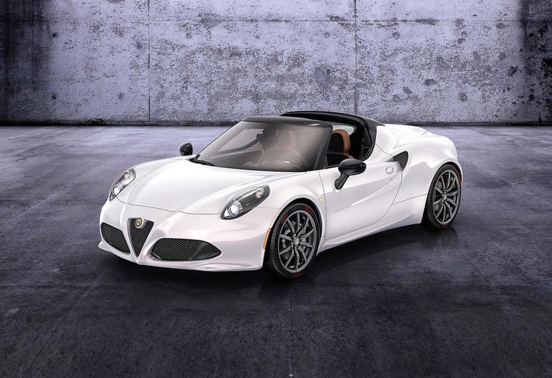 Alfa Romeo 4C Spider Concept, 2014, Automotives Review, Luxury Car, Auto Insurance, Car Picture