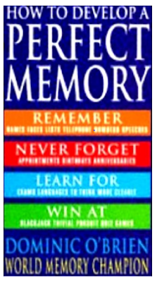 How to Develop a perfect Memory [FREE PDF DOWNLOAD]