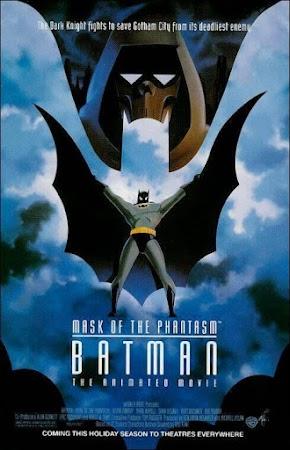 Batman: La máscara del fantasma [Audio Castellano] [P] [MEGA]