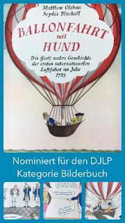 Ballonfahrt mit Hund Gerstenberg Verlag Luftfahrt Bilderbuch
