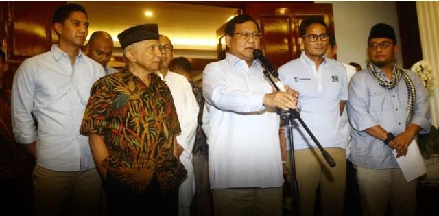 """Prabowo Ditantang Berani Kasih Jera Ratna Sarumpaet, """"Ini Tamparan Keras bagi Koalisi"""""""