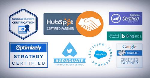 أقوى 10 شهادات تسويق رقمي مجانية على الإنترنت