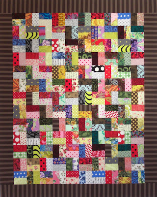 Quilts Scrap Patterns Free Quilt Pattern
