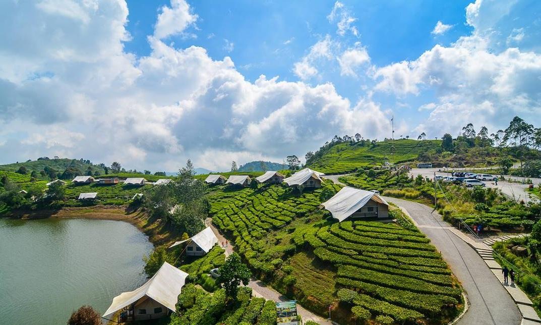 Situ Patenggang Danau Legendaris Nan Romantis Duaistanto