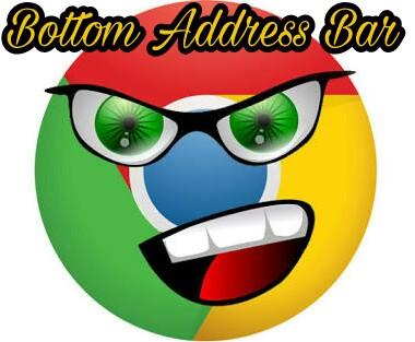Google-Chrome-Browser-Ki-Address-Bar-Upar-Se-Niche-Kaise-Kare