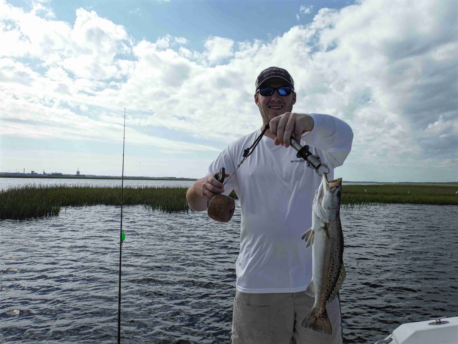 Amelia island fishing reports high tide trout for Amelia island fishing