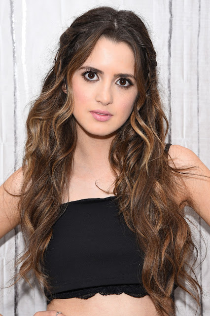 Actress, Singer, @ Laura Marano - AOL Build Series in NYC
