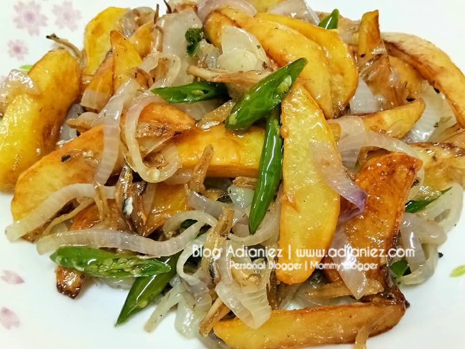 resepi nasi goreng simple  cepat recipes pad Resepi Nasi Goreng Daging Azie Kitchen Enak dan Mudah