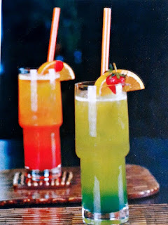 Gambar Resep Minuman Segar Es Satoo Splash