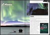 giroinfoto Simone Renoldi aurora boreale lapponia