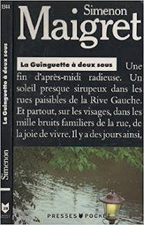 Vie quotidienne de FLaure : La guinguette à deux sous - Georges SIMENON