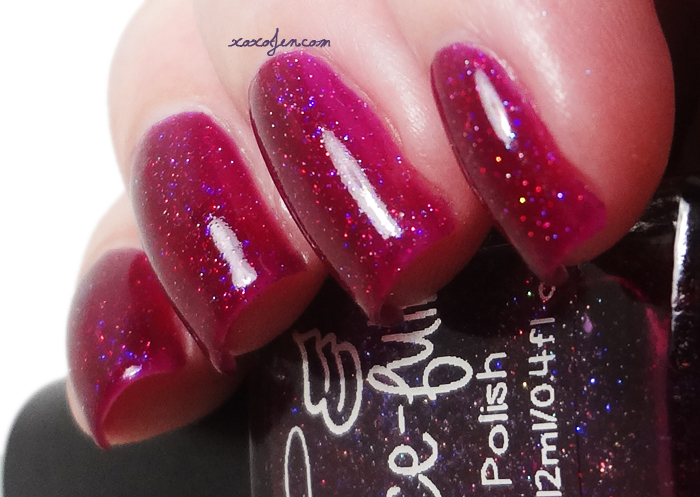 xoxoJen's swatch of Grace-full Beautifuler