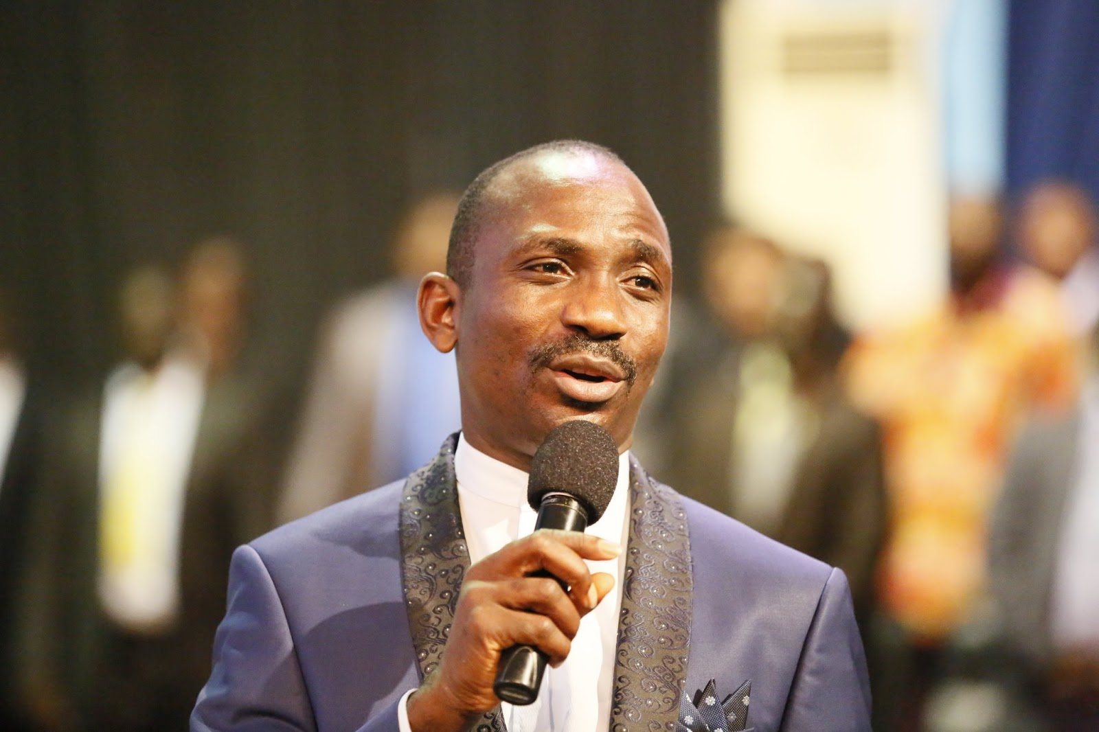 Dunamis' Daily Devotional written by Pastor Paul Enenche- chidispalace.com