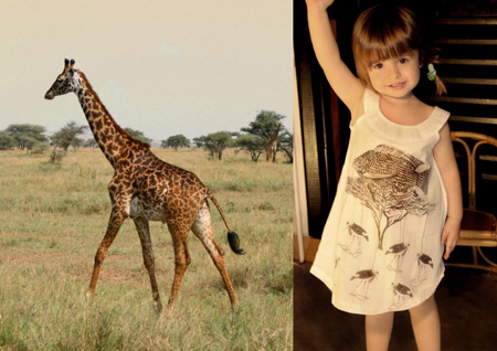 Monikako, moda infantil inspiradora y creativa
