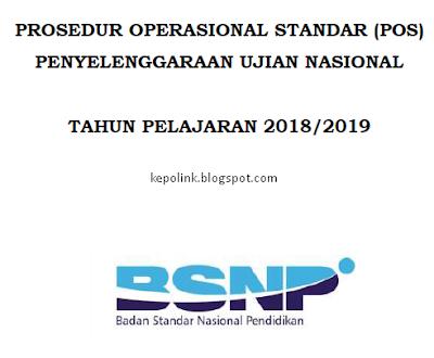 POS UN 2019 PDF DARI BSNP
