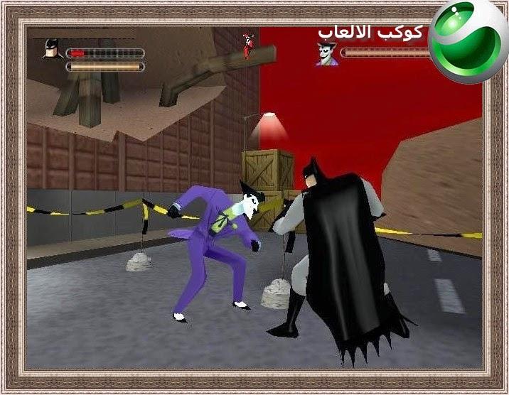 تحميل العاب باتمان للاندرويد