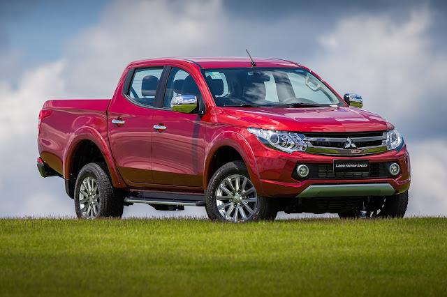 Mitsubishi L200 Triton Sport 2018: fotos, detalhes e preço