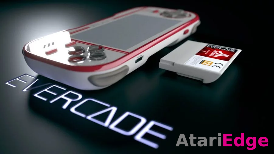 Atari Is First Confirmed Publisher For New Handheld Console Evercade