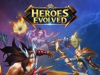 Heroes Evolved v1.1.3.0 Update Mod Apk Terbaru